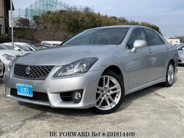 Used 2010 TOYOTA CROWN BH814409 for Sale