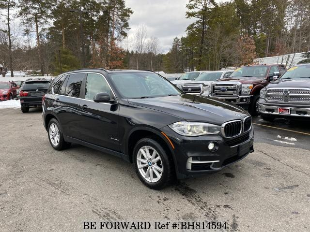 Used 2014 Bmw X5 For Sale Bh814594 Be Forward