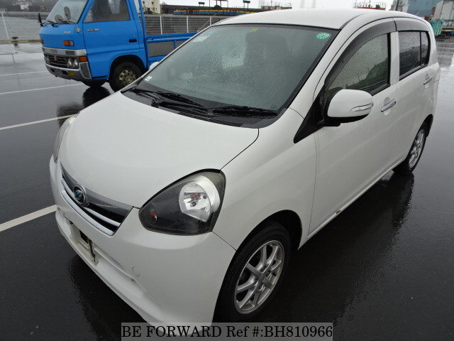 Used 2012 DAIHATSU MIRA ES BH810966 for Sale