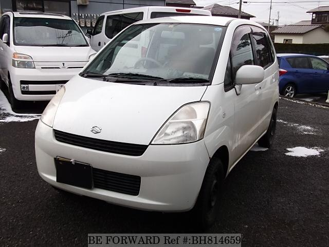 Used 2002 SUZUKI MR WAGON BH814659 for Sale