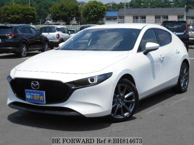 Used 2019 MAZDA MAZDA3 BH814673 for Sale