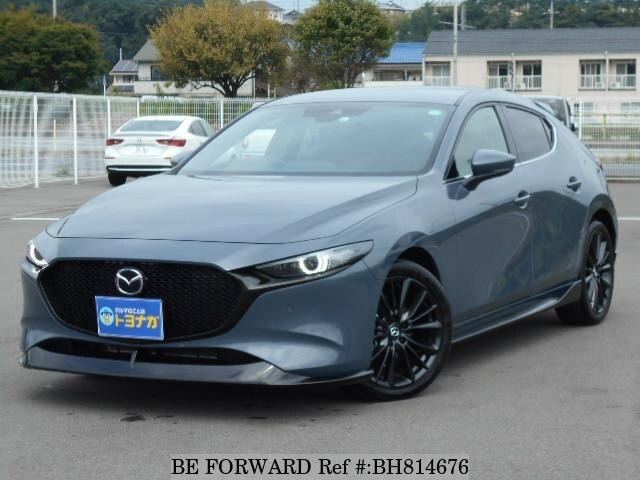 Used 2019 MAZDA MAZDA3 BH814676 for Sale