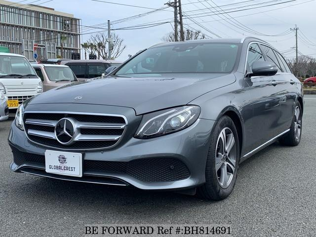Used 2017 MERCEDES-BENZ E-CLASS BH814691 for Sale
