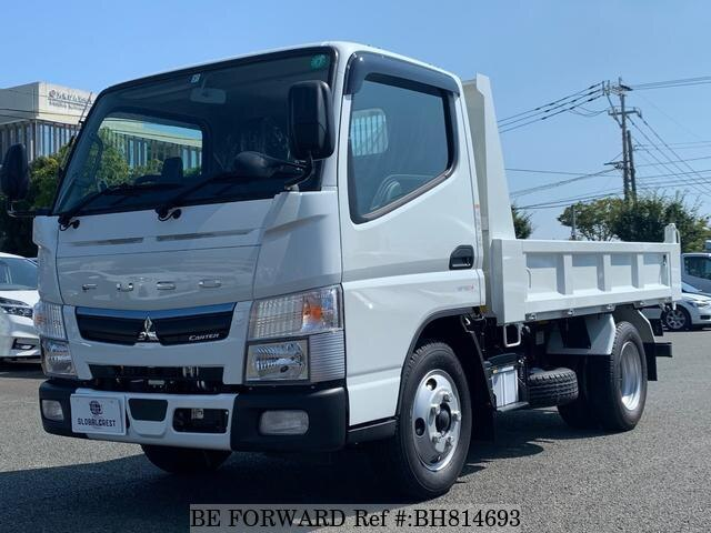 Used 2020 MITSUBISHI CANTER BH814693 for Sale