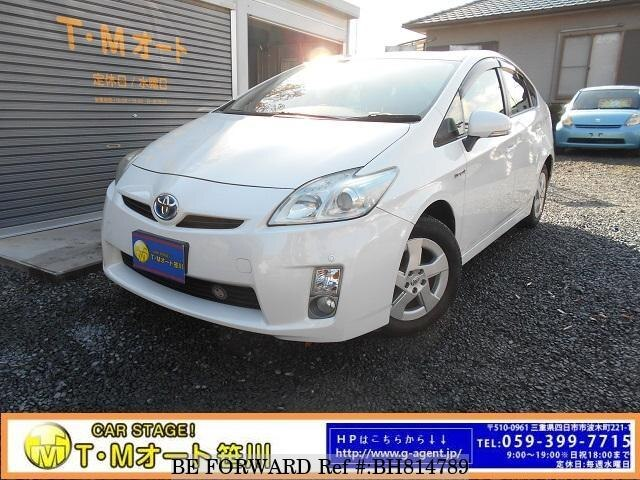 Used 2010 TOYOTA PRIUS BH814789 for Sale