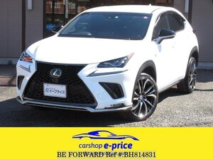 Used 2017 LEXUS NX BH814831 for Sale