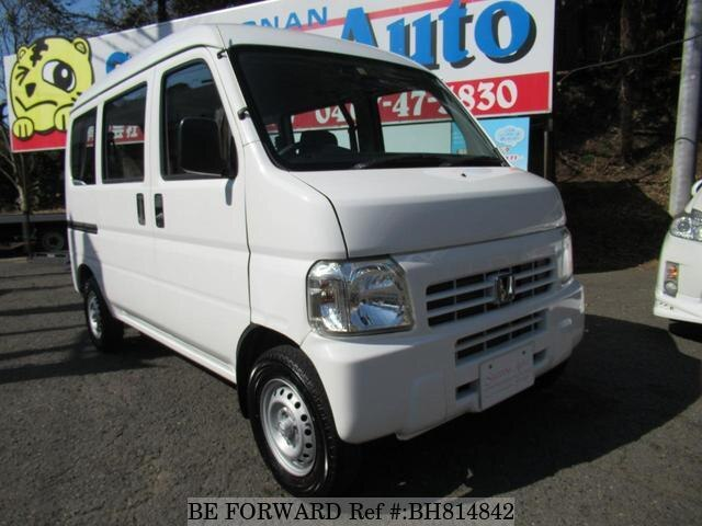 Used 2009 HONDA ACTY VAN BH814842 for Sale