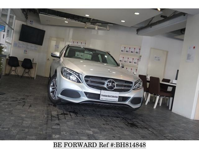 Used 2017 MERCEDES-BENZ C-CLASS BH814848 for Sale
