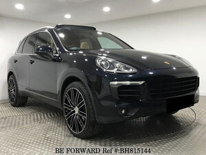 Used 2016 PORSCHE CAYENNE BH815144 for Sale