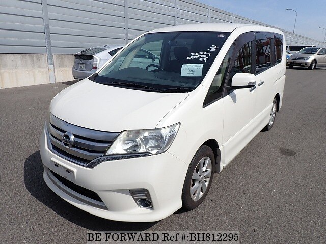 Used 2012 NISSAN SERENA BH812295 for Sale