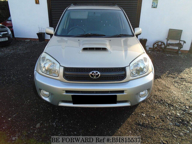 Used 2004 TOYOTA RAV4 BH815537 for Sale