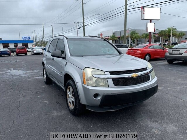 Used 2006 Chevrolet Equinox Ls For Sale Bh820179 Be Forward