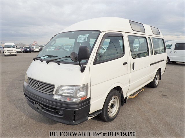 Used 1999 TOYOTA HIACE COMMUTER BH819359 for Sale