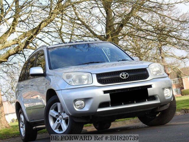 Used 2004 TOYOTA RAV4 BH820739 for Sale
