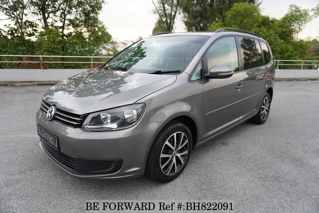 Used 2011 VOLKSWAGEN TOURAN BH822091 for Sale
