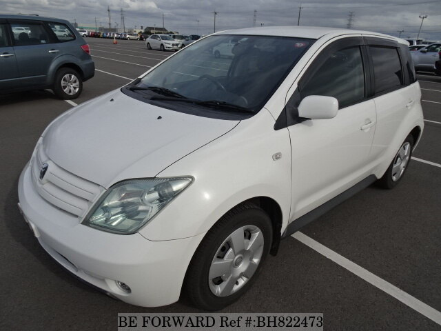 Used 2002 TOYOTA IST BH822473 for Sale