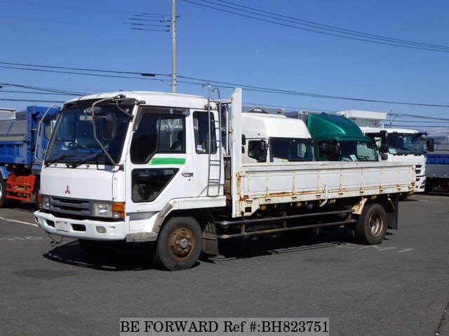 Used 1992 MITSUBISHI FIGHTER BH823751 for Sale