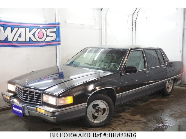 Used 1994 CADILLAC FLEETWOOD BH823816 for Sale