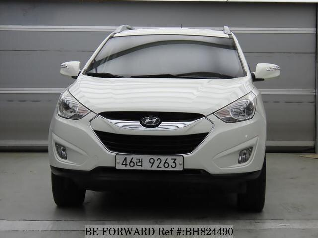 Used 2011 HYUNDAI TUCSON BH824490 for Sale