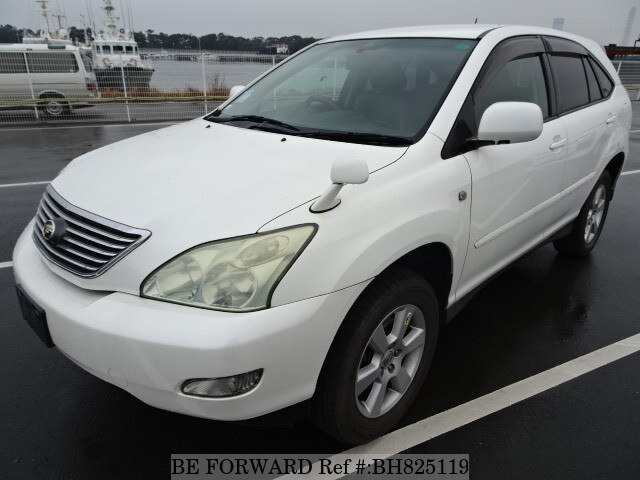 Used 2003 TOYOTA HARRIER BH825119 for Sale