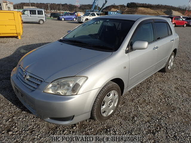 Used 2004 TOYOTA ALLEX BH825081 for Sale