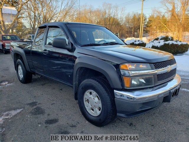Used 2006 Chevrolet Colorado Extended Cab Pkg Lt For Sale Bh827445 Be Forward