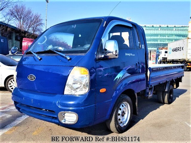 Used 2008 KIA BONGO BH831174 for Sale