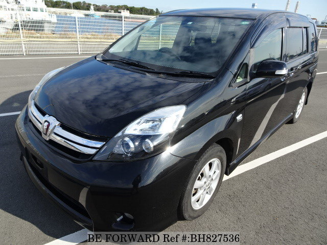 Used 2013 TOYOTA ISIS BH827536 for Sale