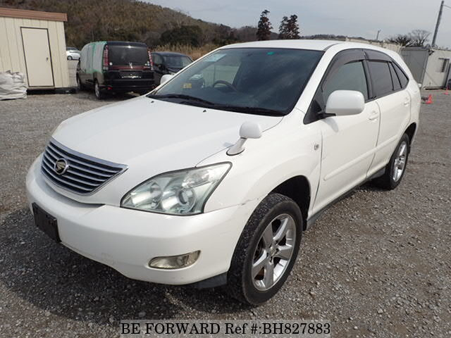 Used 2004 TOYOTA HARRIER BH827883 for Sale