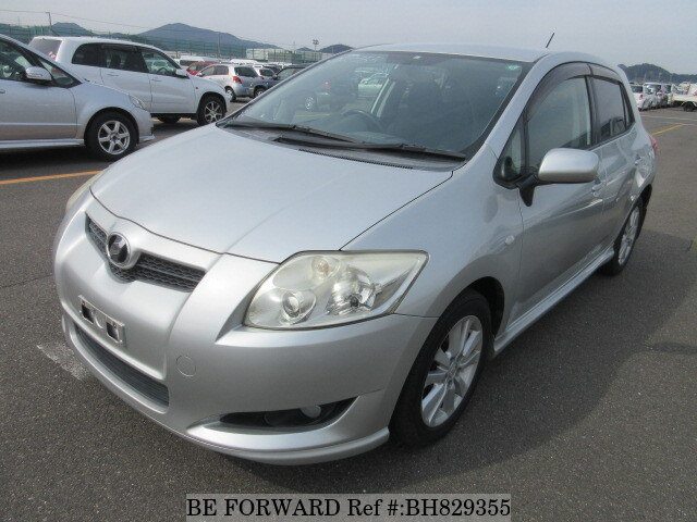Used 2007 TOYOTA AURIS BH829355 for Sale