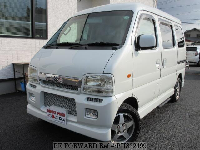 Used 2003 SUZUKI EVERY WAGON BH832499 for Sale
