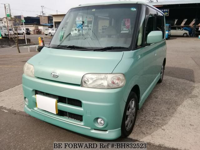 Used 2006 DAIHATSU TANTO BH832523 for Sale
