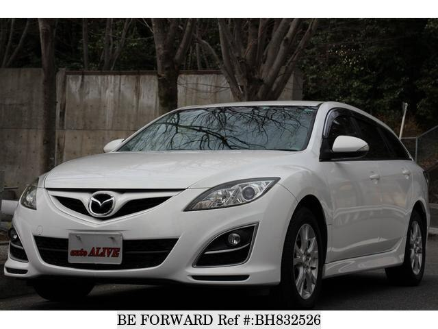 Used 2012 MAZDA ATENZA SPORT WAGON BH832526 for Sale
