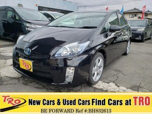 Used 2010 TOYOTA PRIUS BH832613 for Sale