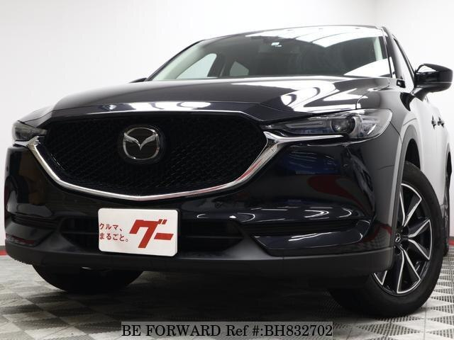 Used 2017 MAZDA CX-5 BH832702 for Sale