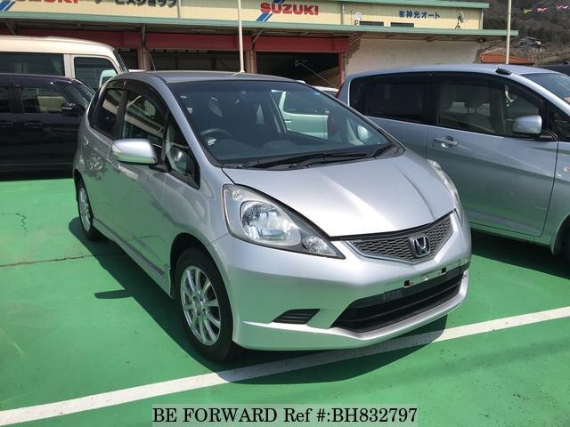 Used 2008 HONDA FIT BH832797 for Sale