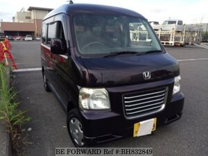 Used 2003 HONDA VAMOS HOBIO BH832849 for Sale