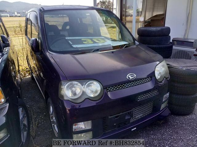 Used 2003 DAIHATSU MOVE BH832854 for Sale