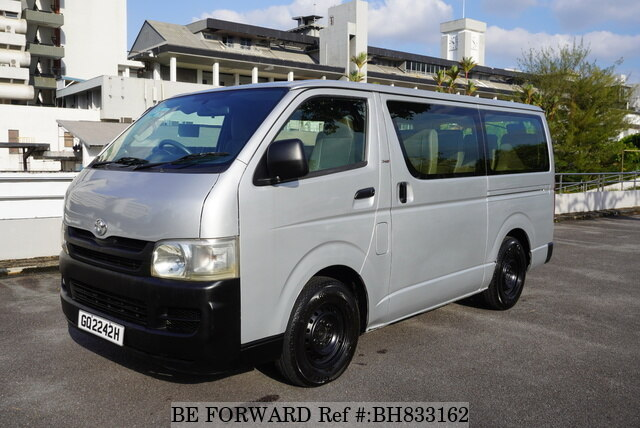 Used 2006 TOYOTA HIACE COMMUTER BH833162 for Sale