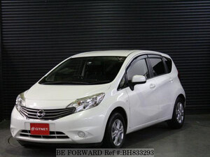 Used 2013 NISSAN NOTE BH833293 for Sale