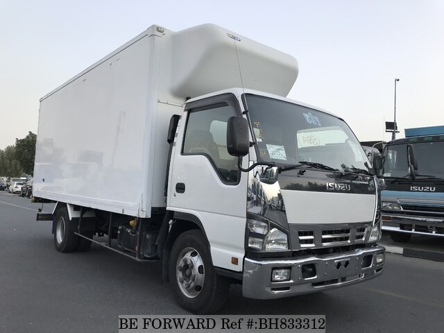 Used 2006 ISUZU ELF TRUCK BH833312 for Sale