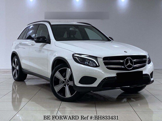 Used 2018 MERCEDES-BENZ GLC-CLASS BH833431 for Sale