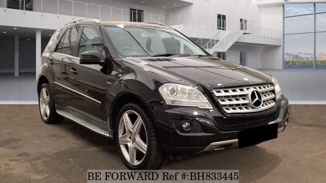 Used 2011 MERCEDES-BENZ ML CLASS BH833445 for Sale