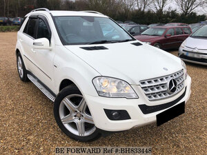 Used 2011 MERCEDES-BENZ ML CLASS BH833448 for Sale
