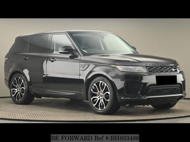 Used 2020 LAND ROVER RANGE ROVER SPORT BH833486 for Sale