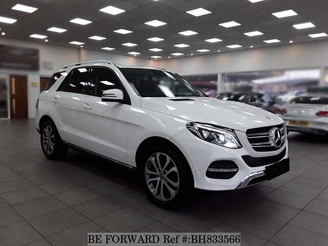Used 2018 MERCEDES-BENZ GLE-CLASS BH833566 for Sale