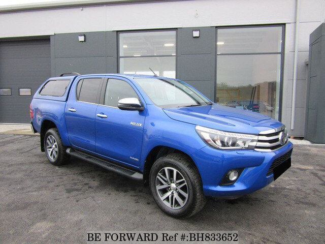 Used 2019 TOYOTA HILUX BH833652 for Sale