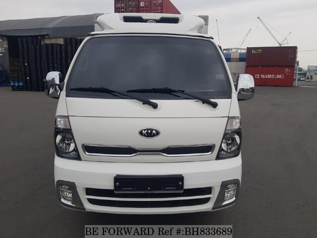 Used 2014 KIA BONGO BH833689 for Sale