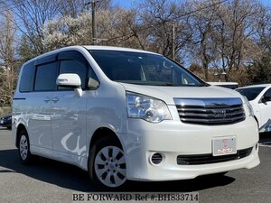 Used 2012 TOYOTA NOAH BH833714 for Sale