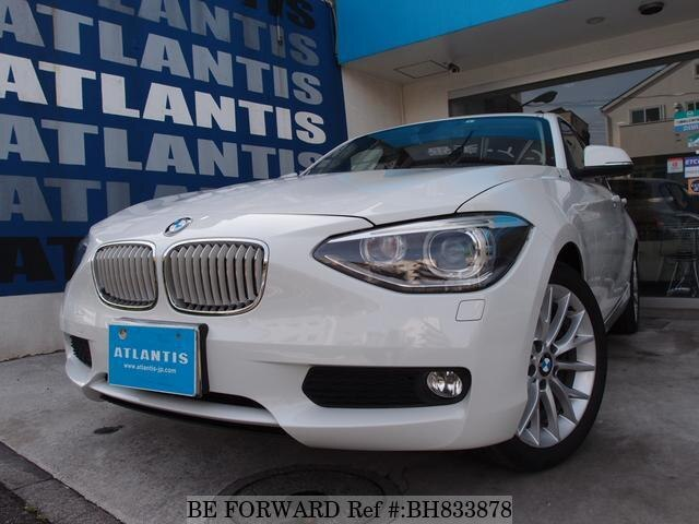 Used 2013 BMW 1 SERIES BH833878 for Sale